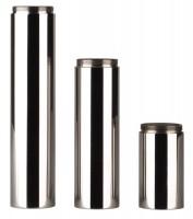 RVS Serie Sienna. Verhogingsbuis 130mm